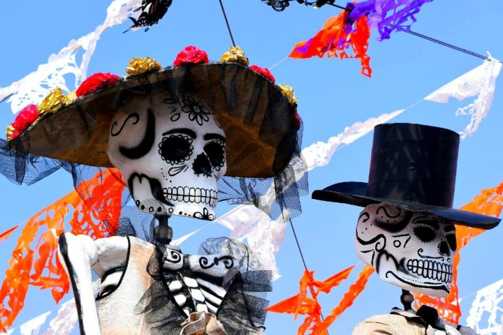 Festival para celebrar a la muerte y su belleza. Foto. Mexico Travel Channel. 2