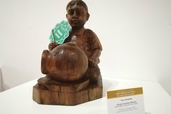 Premio Nacional de Arte Popular 2017