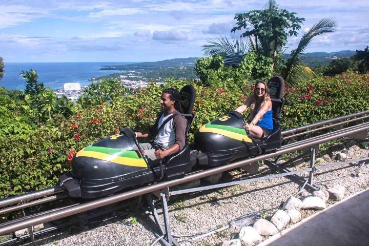 Jamaica Bobsled. Foto: amstardmc