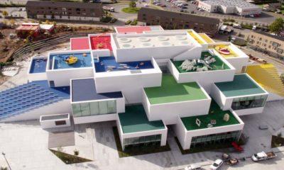 LEGO House. Foto: ArchDaily México