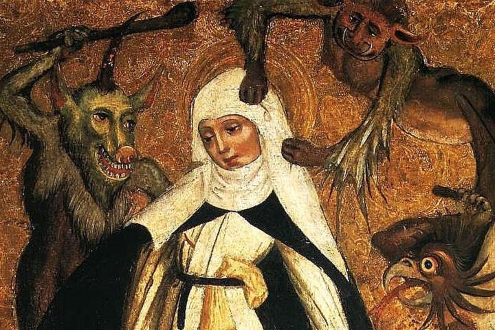 La leyenda de la monja de York. Foto_ Infobae.