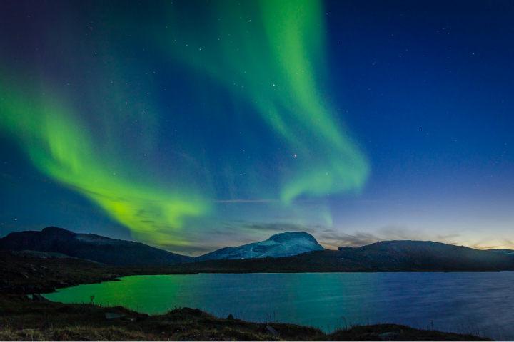 Los paisajes son de película en estos países.Foto.David Becker.3