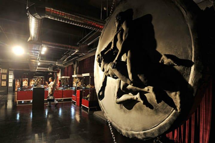 Museo Punto G en Rusia. Foto Viajeros