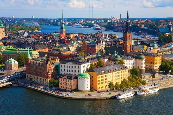 Podcast de viaje por Escandinavia. Foto: Los Ojos de Hipatia