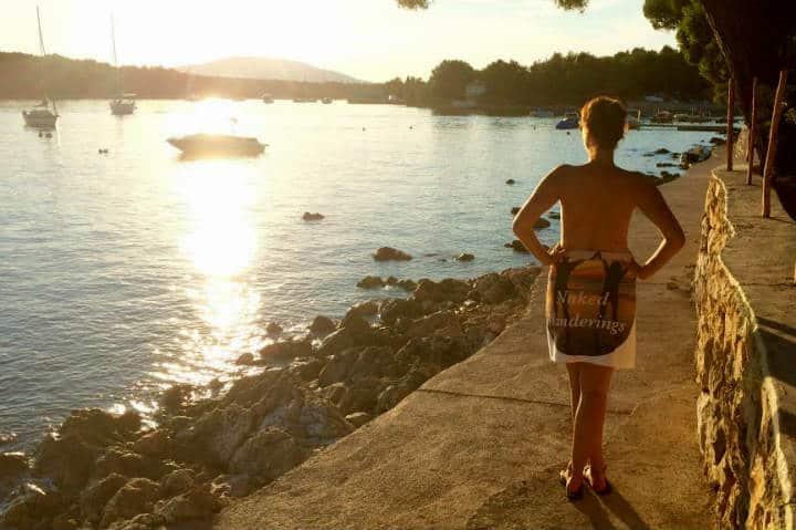 Viajeros desnudos Fotos Naked Wanderings 19