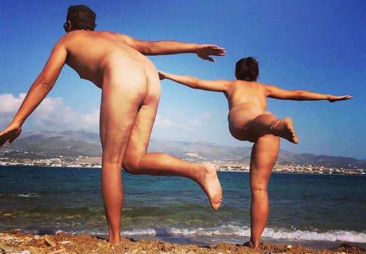 Viajeros desnudos Fotos Naked Wanderings 2