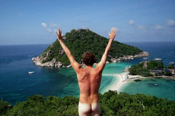 Viajeros desnudos Fotos Naked Wanderings 21