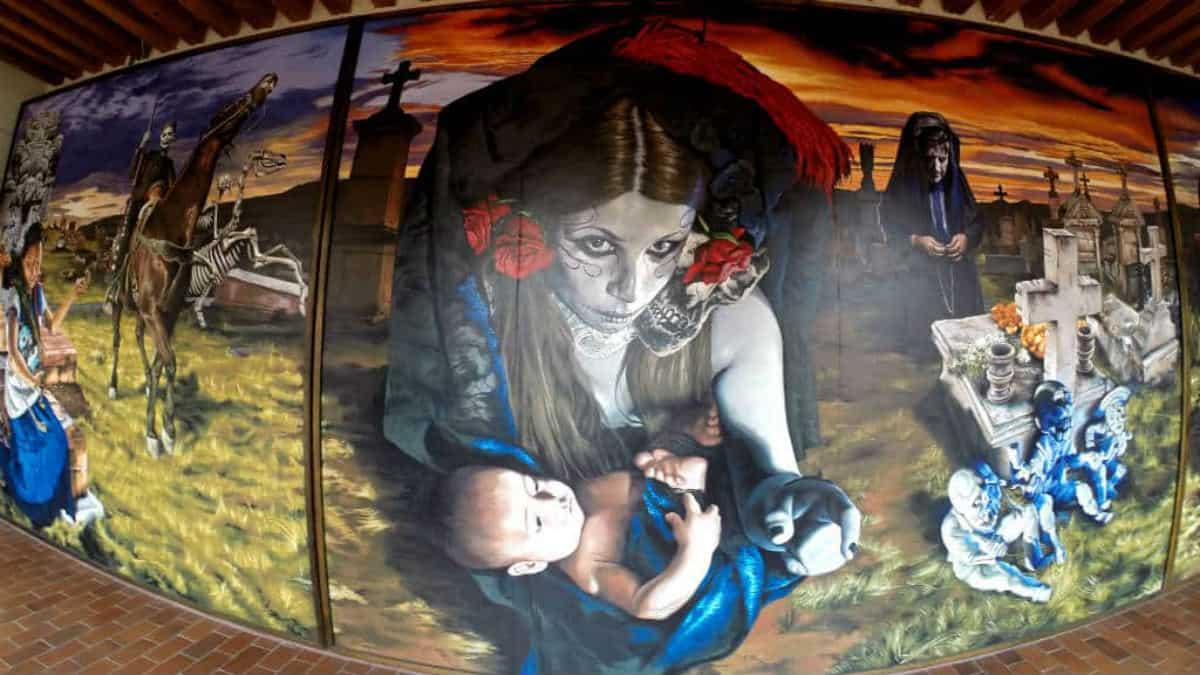 Museo Nacional de la Muerte en Aguascalientes. Foto archivo.