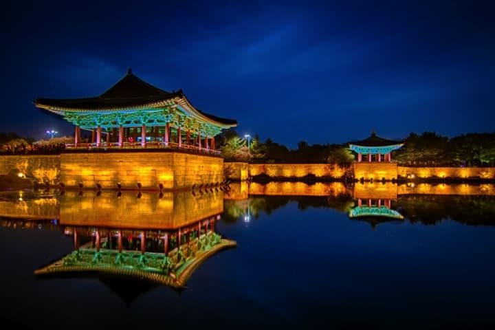 Turismo corea del sur. Foto: Archivo