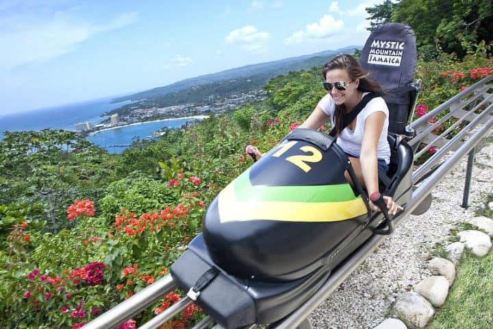 Bobsled jamaiquino. Foto: Archivo.
