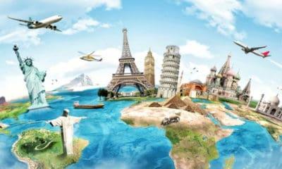 Viajar por el mundo. Foto Flentu