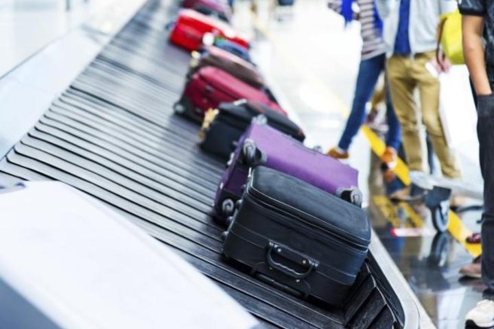 Banda de equipaje. Foto_ Genei