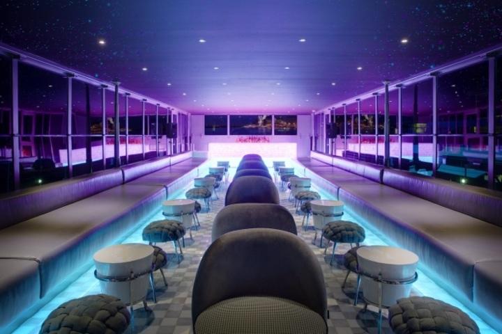 Bar del Crucero U By Uniworld. Foto_ Riverboatratings.