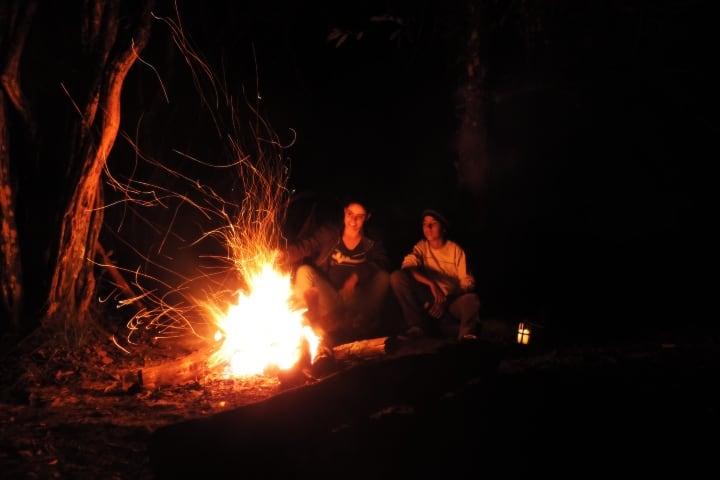 Lugares para un camping en el mundo