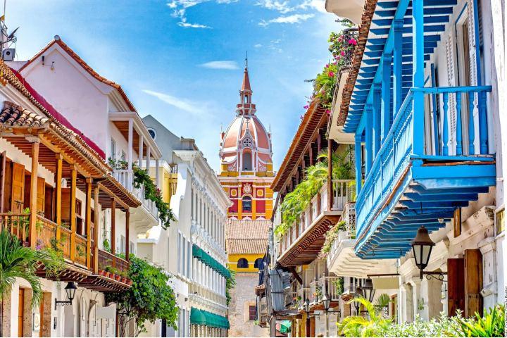 Cartagena de Indias. Foto_ The San Diego Union
