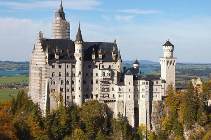 Castillo Neuschwanstein. Foto_ La Sexta