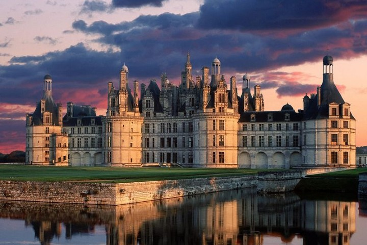 Castillo de Chambord. Foto_ Arqhys.