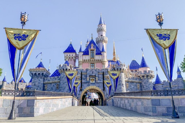 Castillo de Disney. Foto_ Leisure & Lux