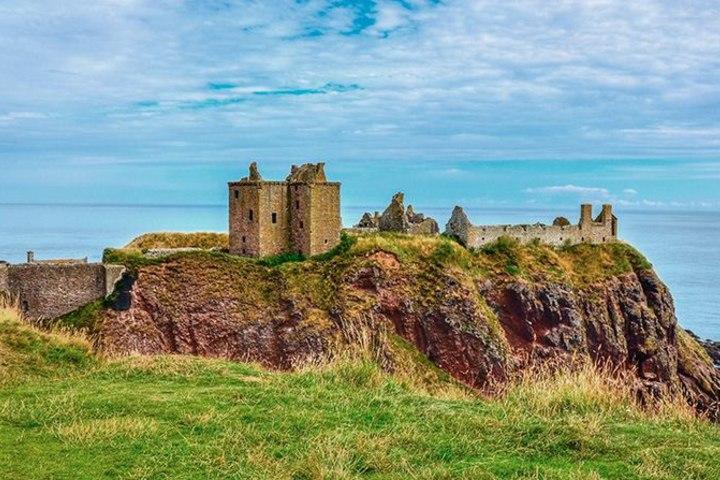 Castillo de Dunnotar. Foto_ Viajar por Escocia.
