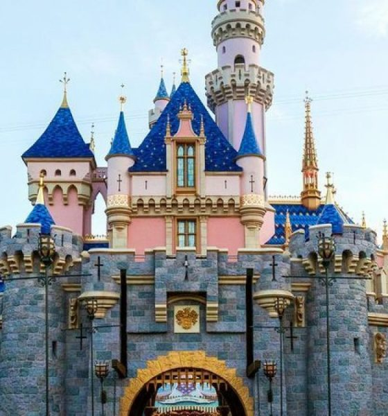 Castillo de la bella durmiente. Foto: Los Angeles Time