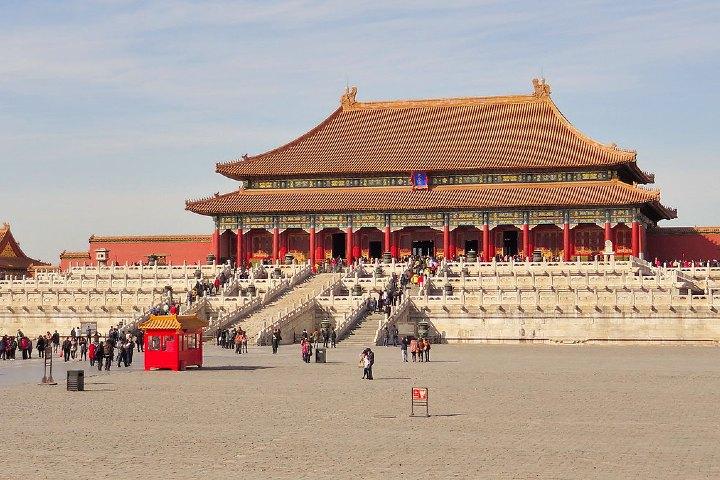 Ciudad prohibida de Beijing. Foto_ Muy Historia.