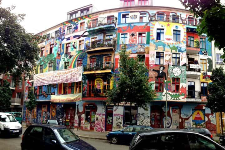 Ciudades colores Berlin Foto Laurabl