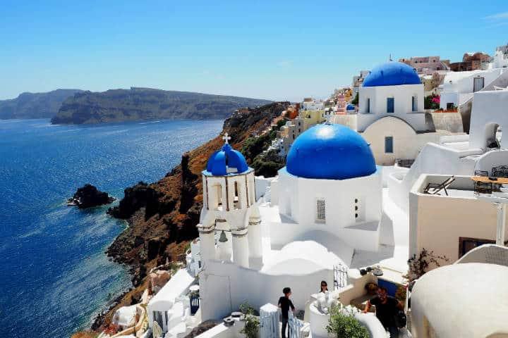 Ciudades colores Oia Grecia Foto flickr