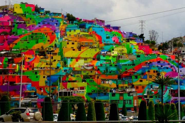 Ciudades colores Palmitas Foto Cordelia´s
