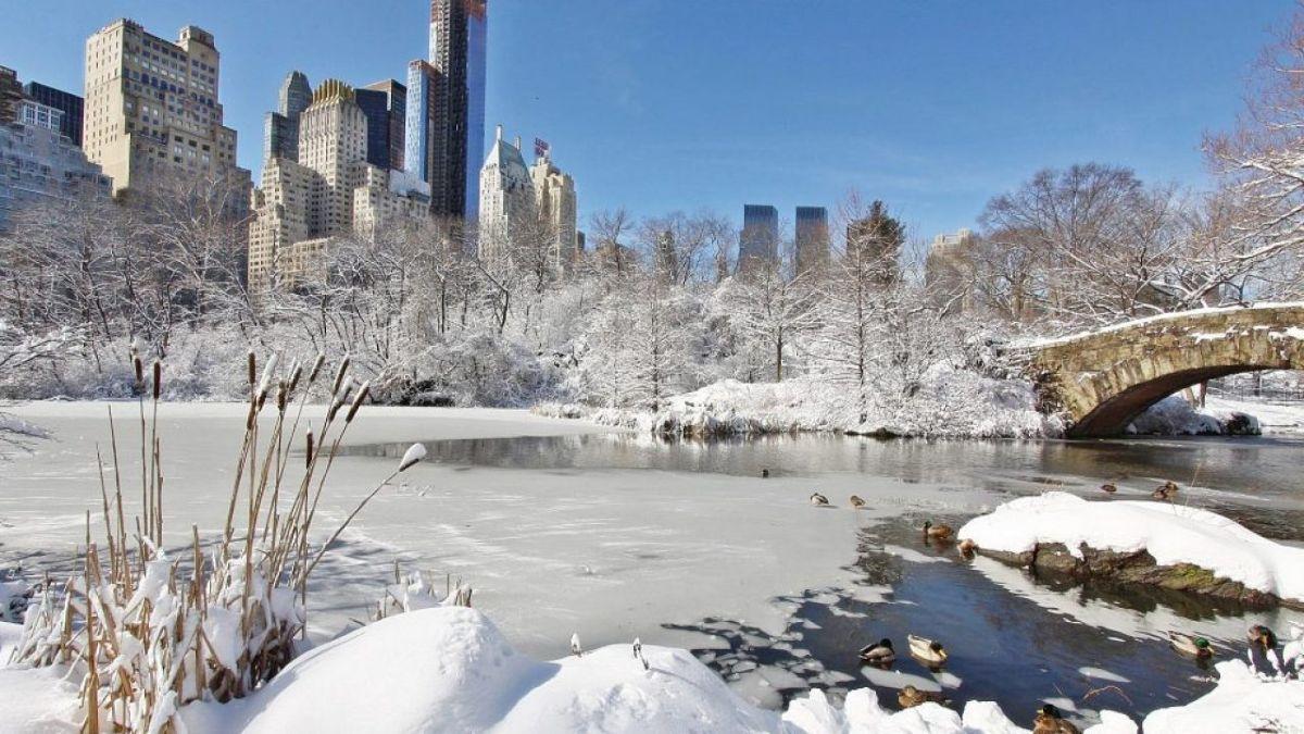 Entorno Turistico Foto: destinos para visitar en invierno en el mundo