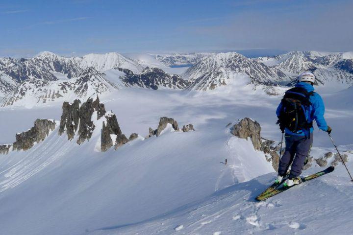 Expedition Engineering Foto:Qué hacer en Svalbard