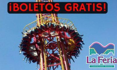 Feria de Chapultepec. Foto Archivo.