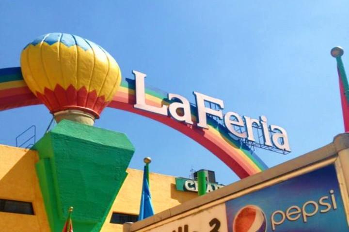 Feria de Chapultepec. Foto Foursquare.