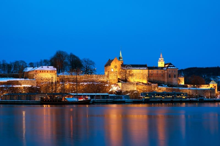 Fortaleza de Akershus. Foto_ Dreamstime