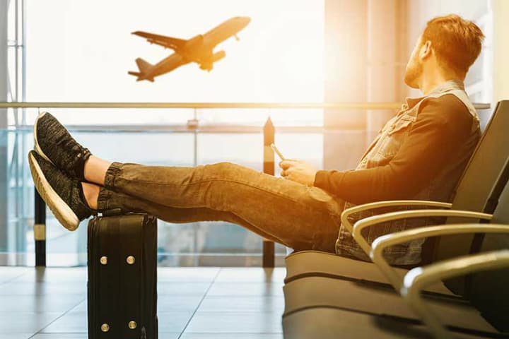 gadgets para un vuelo cómodo foto Soy Viajero
