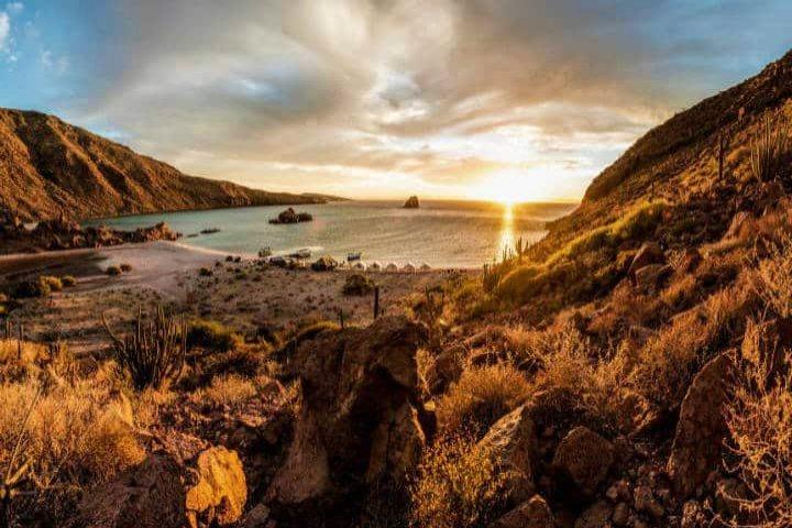 Glamping en la Paz. Foto Eco Adventures.