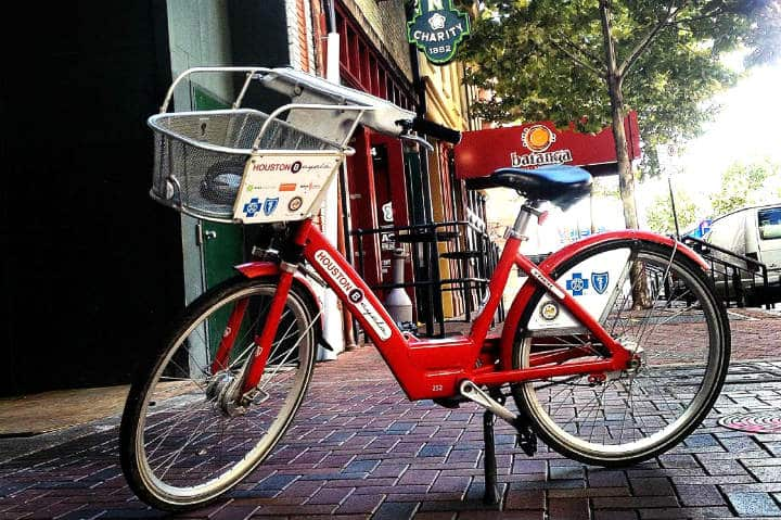Houston B-Cycle_VisitHouston