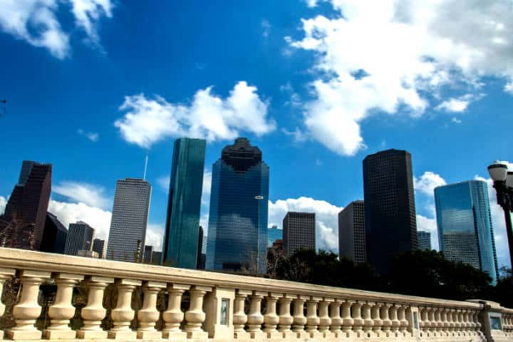 Houston SKYLINE_SABINE_BRIDGE_TL_89975. Foto: Archivo