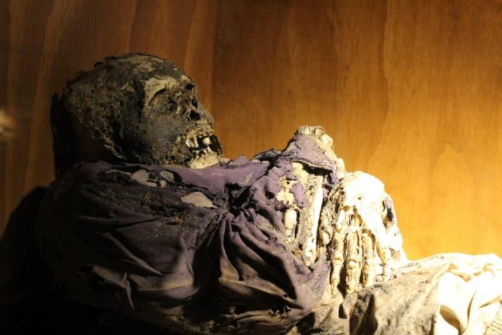 Momias de Celaya. Foto_ Celaya