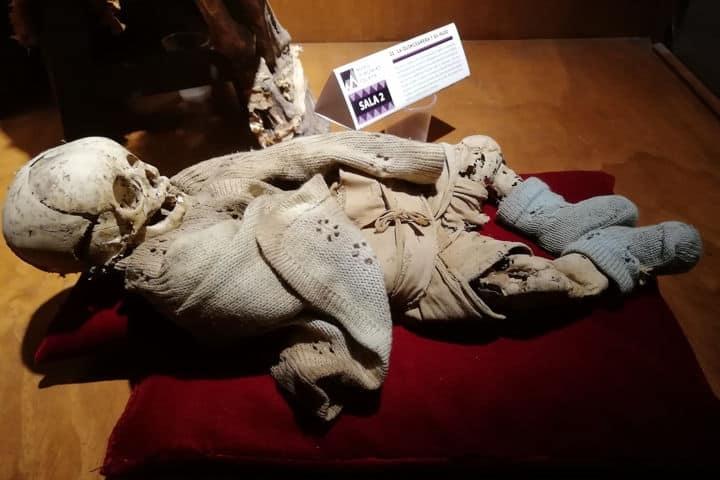 Momias de Celaya. Foto_ El souvenir