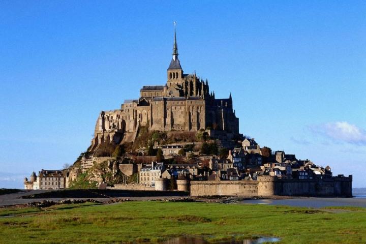 Monte Saint Michel. Foto_ Curiosidades.