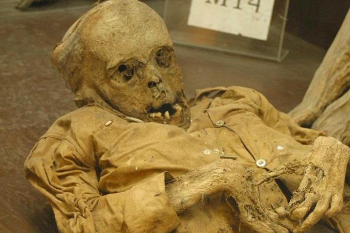Museo de momias de Celaya. Foto_ OCV Celaya