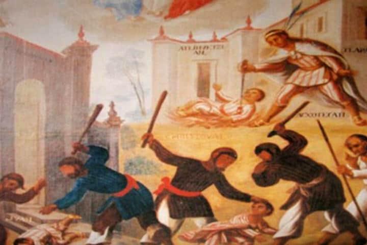 Niños martires tlaxcala foto Archivo,jpg