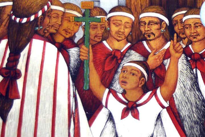 Niños martires tlaxcala foto Diosesis tlaxcala