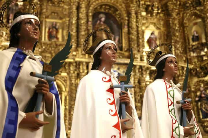 Niños martires tlaxcala foto El mundo de Cordoba