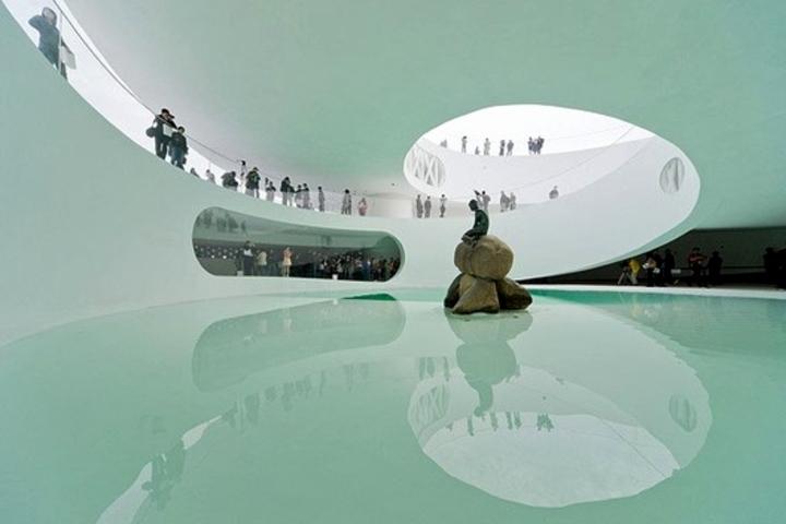 Pabellon de Dinamarca. Foto_ ArchDaily