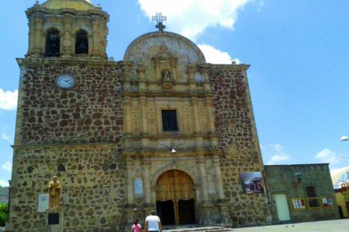 Parroquia de Santiago Apóstol, Tequila Jalisco. Foto Blanca Faundez.