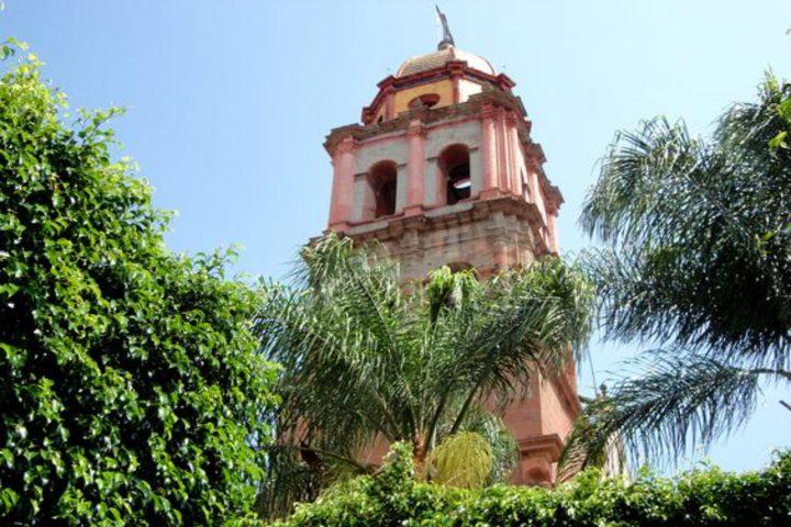 Parroquia de Santiago Apóstol. Foto Pinterest.