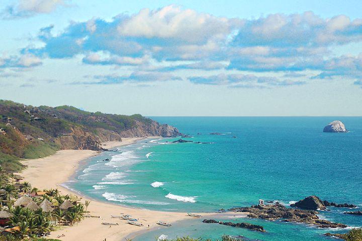 Playas México Foto: que hacer en Mazunte Oaxaca