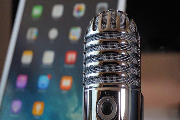 Podcast, Feria de Chapultepec. Foto Csaba Nagu.