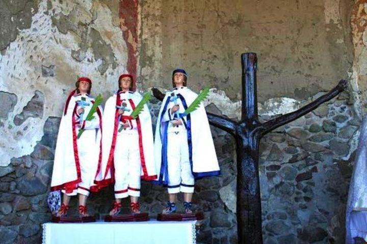 Quiénes son los niños mártires de Tlaxcala Foto Megalopolismx.